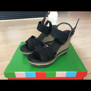 Shoes: Charles by Charles David espadrille. Size 5